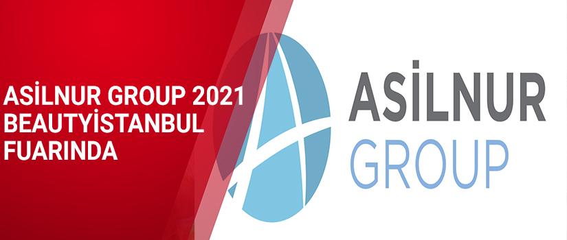 ASİLNUR GROUP 2021 BEAUTYİSTANBUL FUARINDA