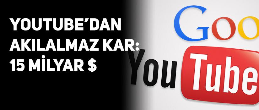 Youtube'dan Akılalmaz Kar